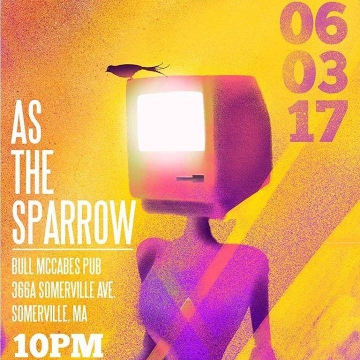 As The Sparrow Tour Dates
