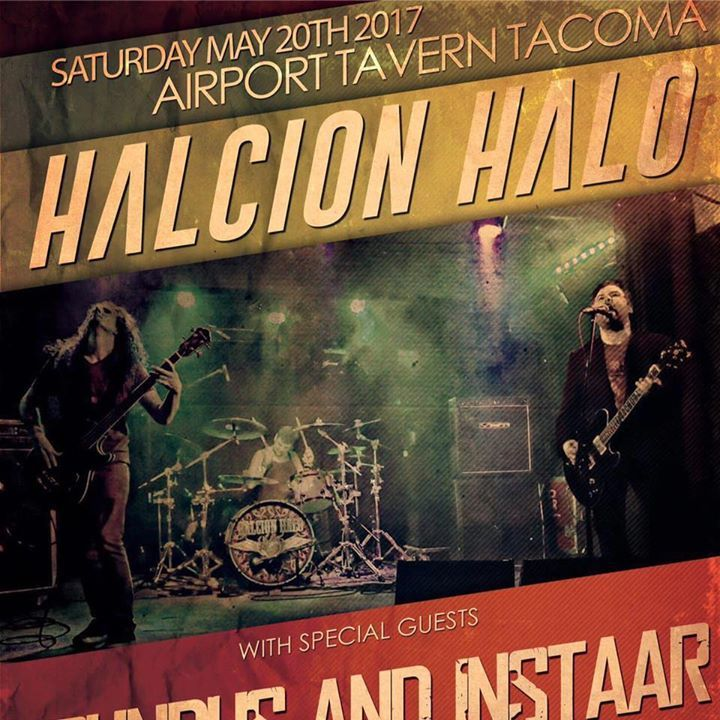 Halcion Halo Tour Dates