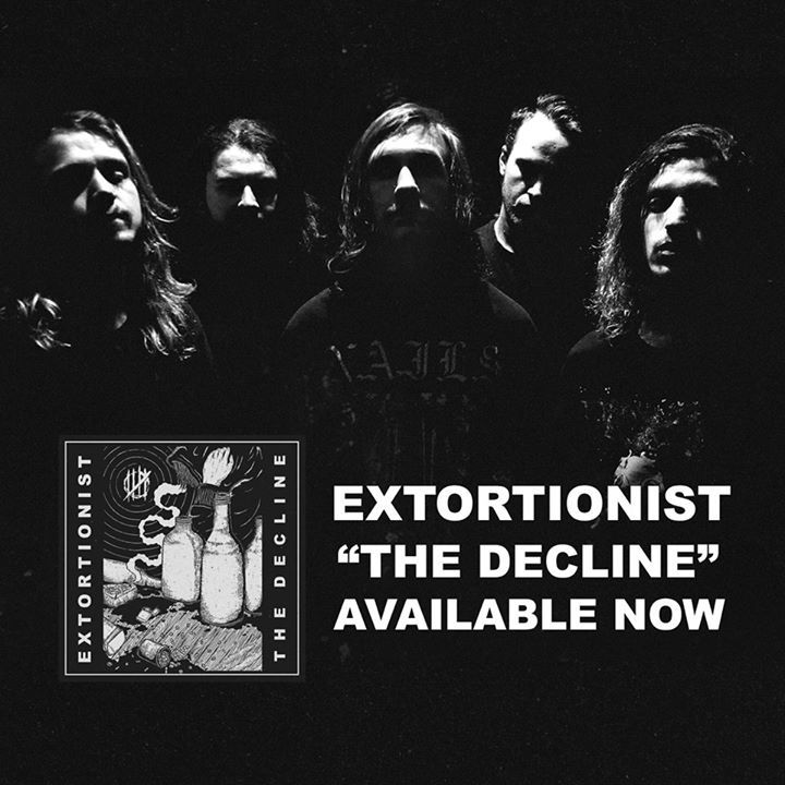Extortionist Tour Dates
