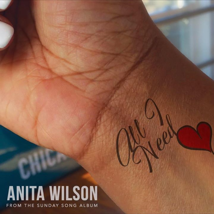 Anita Wilson Tour Dates