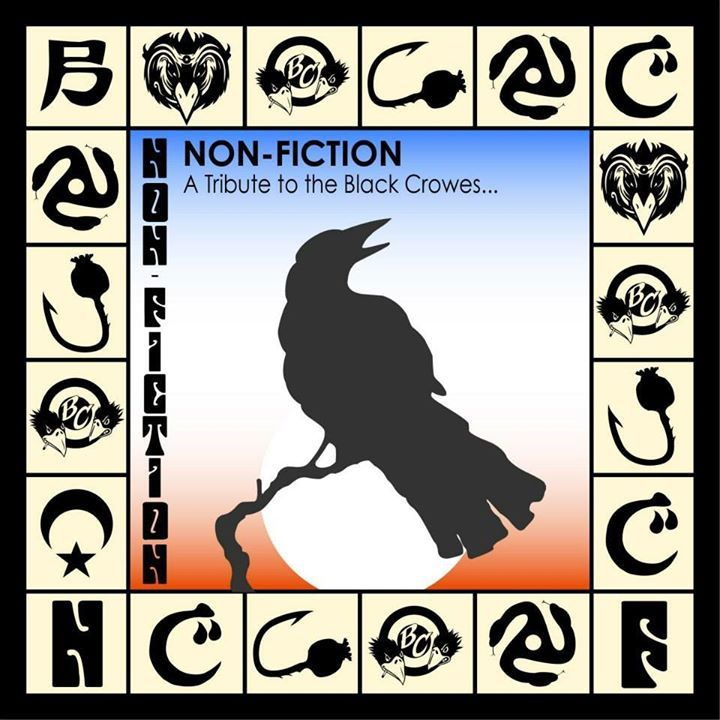 Non-Fiction: A Tribute to The Black Crowes Tour Dates