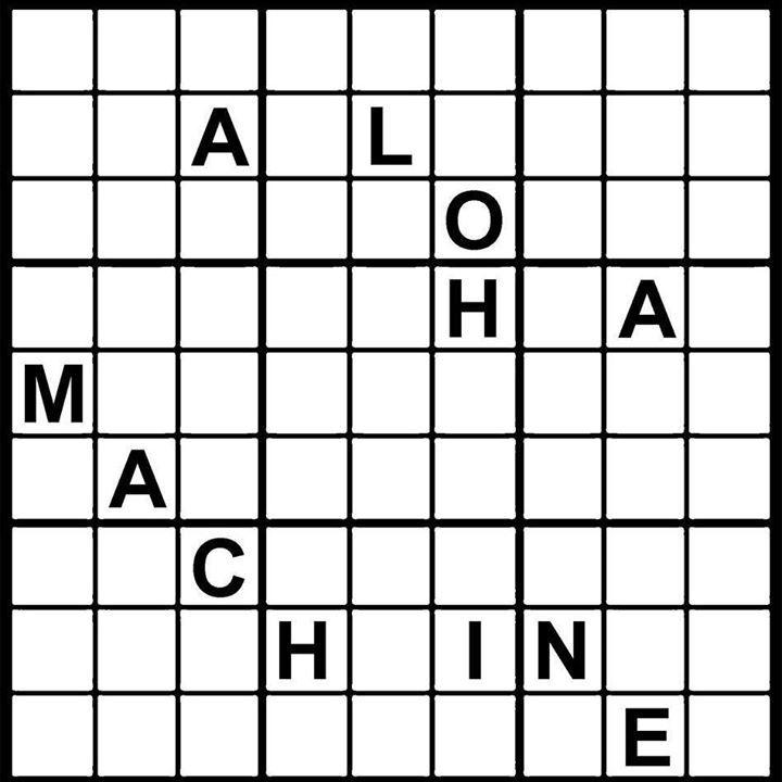 Aloha Machine Tour Dates