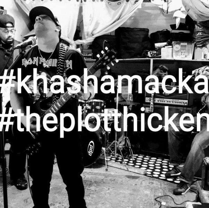Khasha Macka Tour Dates