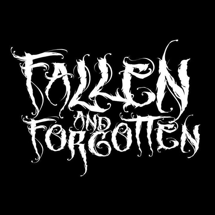 Fallen and Forgotten Tour Dates
