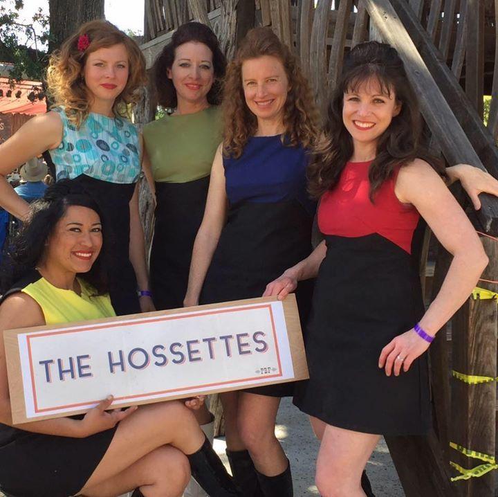 The Hossettes Tour Dates