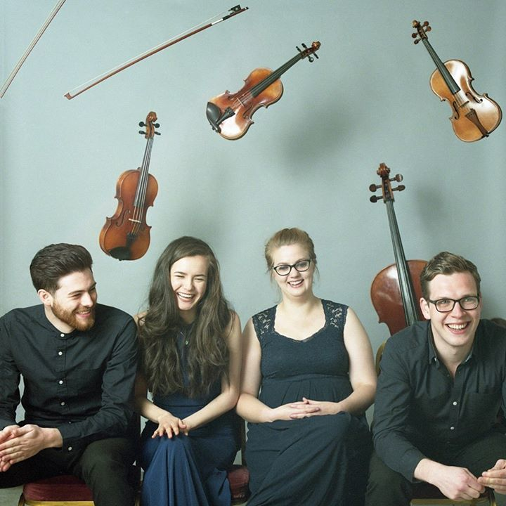 Cassia String Quartet Tour Dates