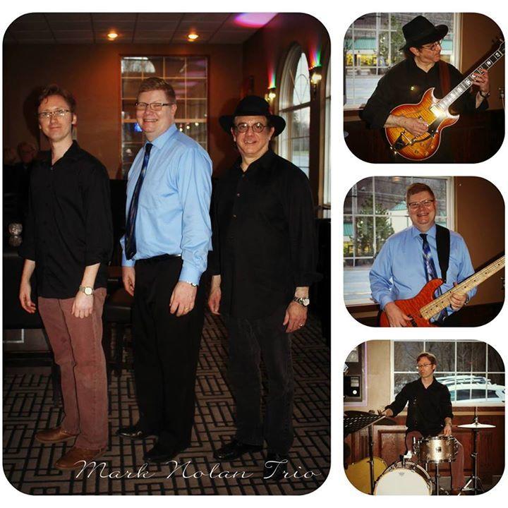 Mark Nolan Trio @ Blu Wasabi - Clarks Summit, PA