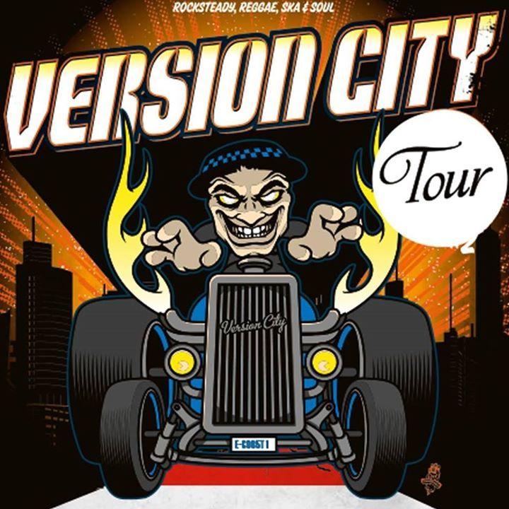 Version City Tour Tour Dates