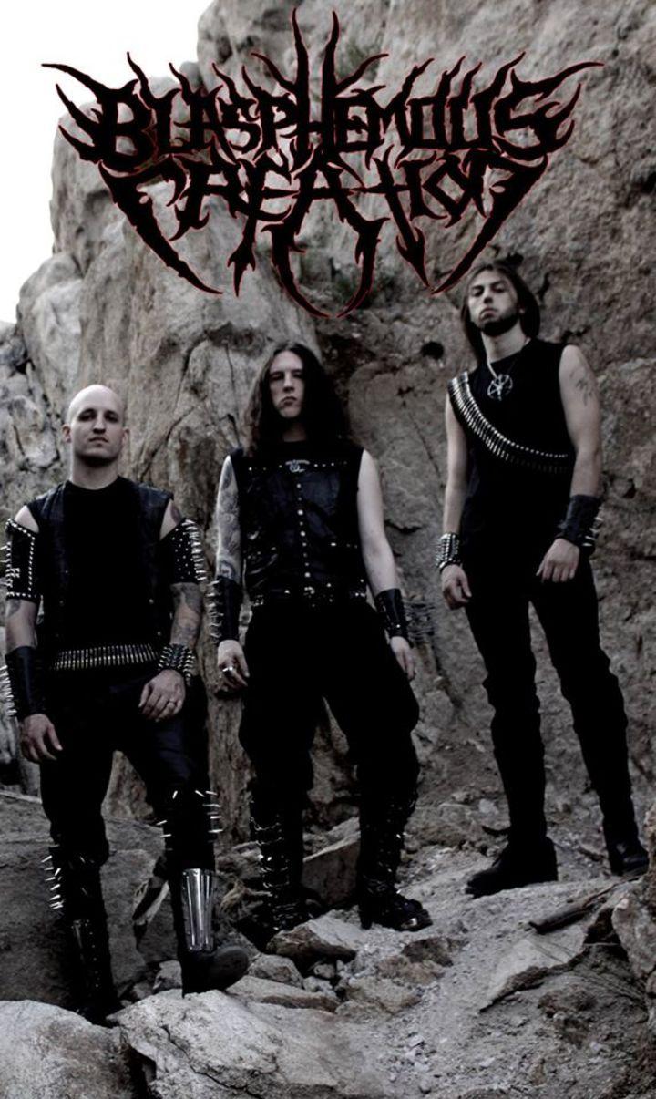 BLASPHEMOUS CREATION Tour Dates