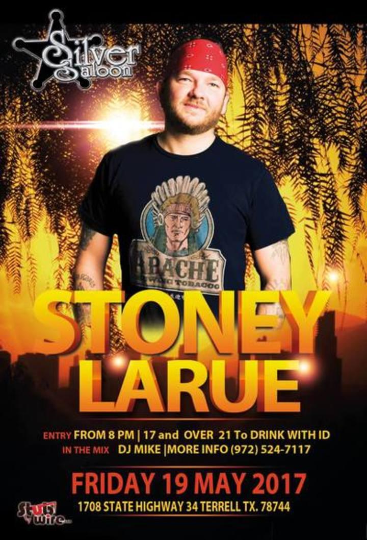 Stoney LaRue @ Silver Saloon - Terrell, TX