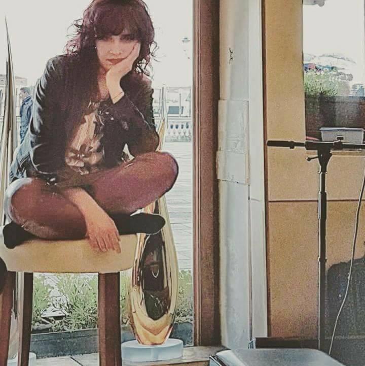 Debora Petrina @ Flat - Venice, Italy