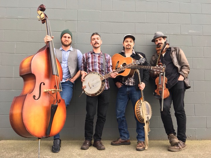 Scratchdog Stringband Tour Dates