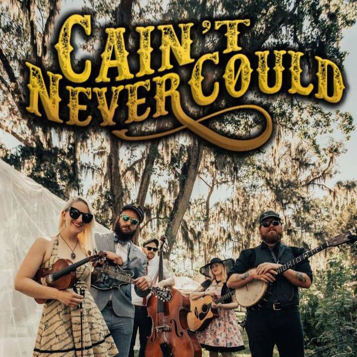 Cain't Never Could @ Nighthawks - 8PM - Jacksonville, FL