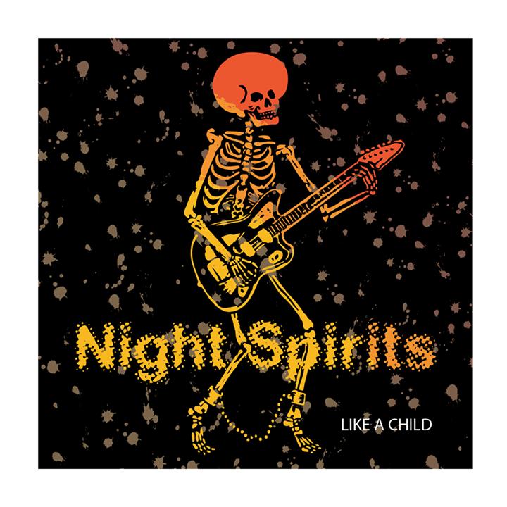 Night Spirits Tour Dates