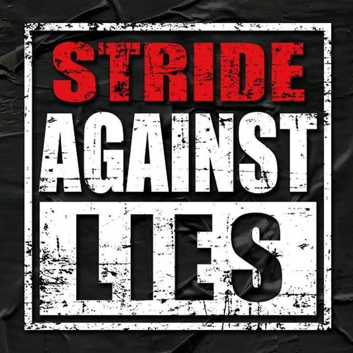 Stride Against Lies Tour Dates