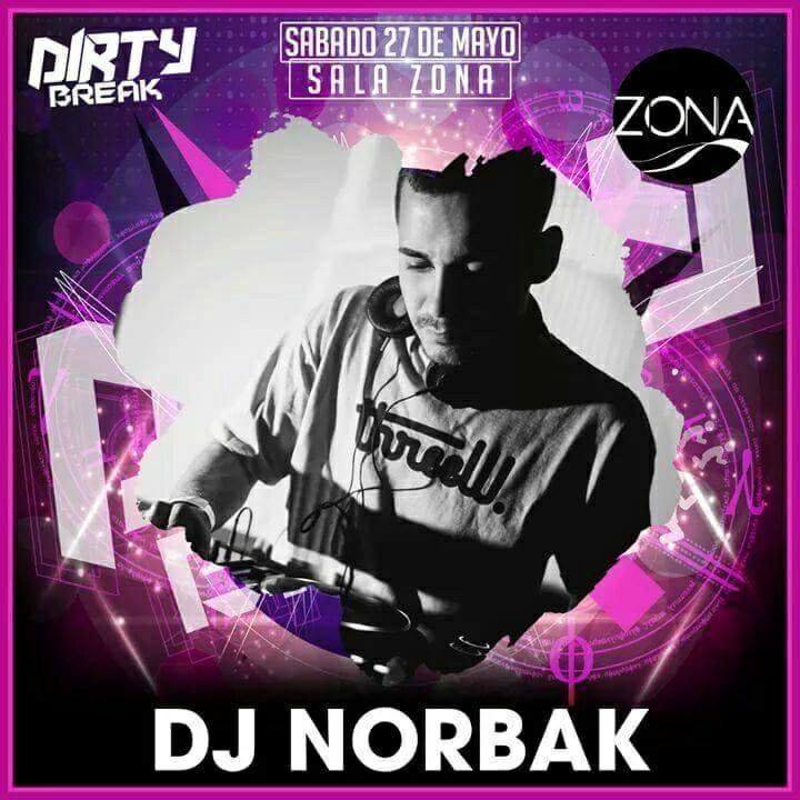Dj Norbak Tour Dates