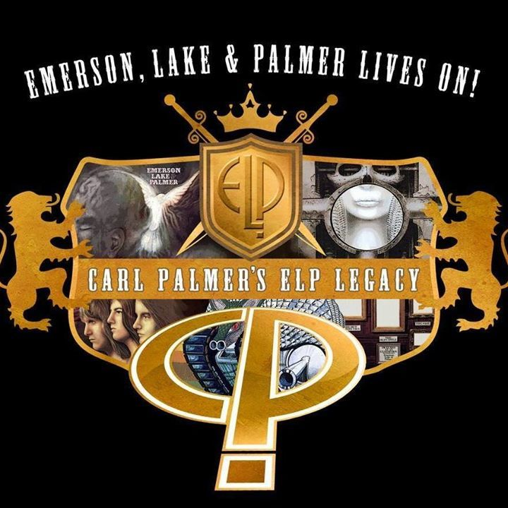Carl Palmer Tour Dates