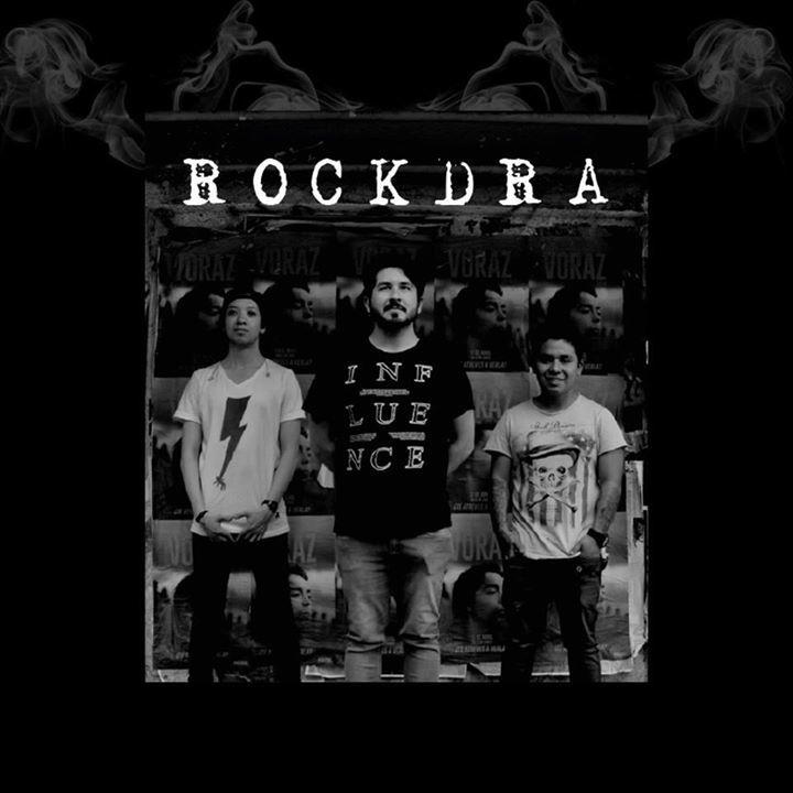 Rockdra Tour Dates