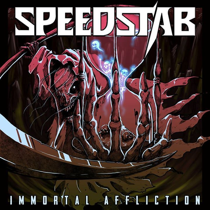 SpeedStab Tour Dates