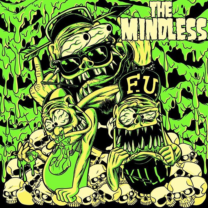 The Mindless @ Club X - Salt Lake City, UT