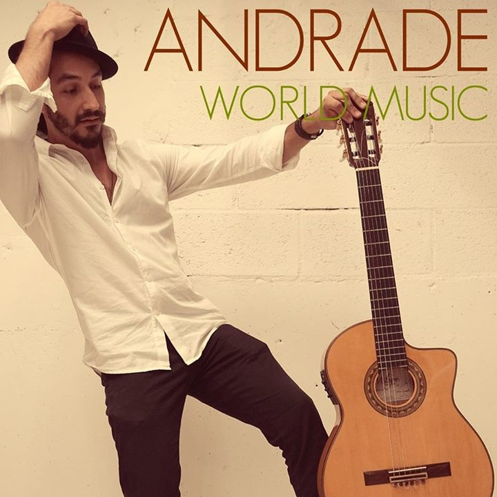 Andrade World Music Tour Dates