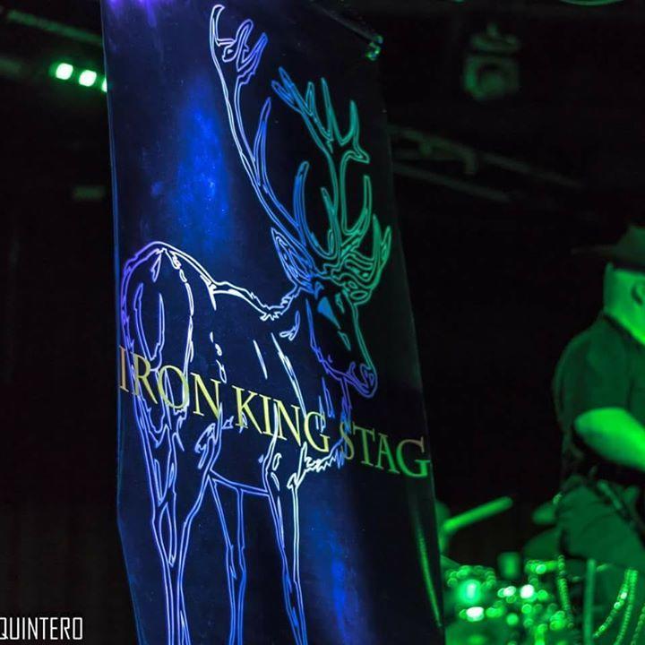Iron King Stag Tour Dates