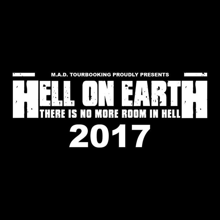 Hell On Earth Tour Tour Dates