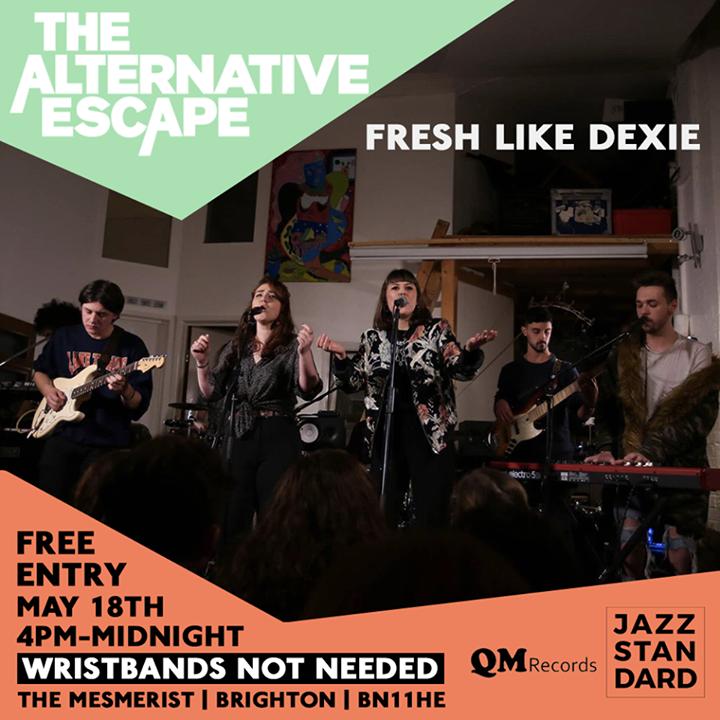 Fresh Like Dexie Tour Dates