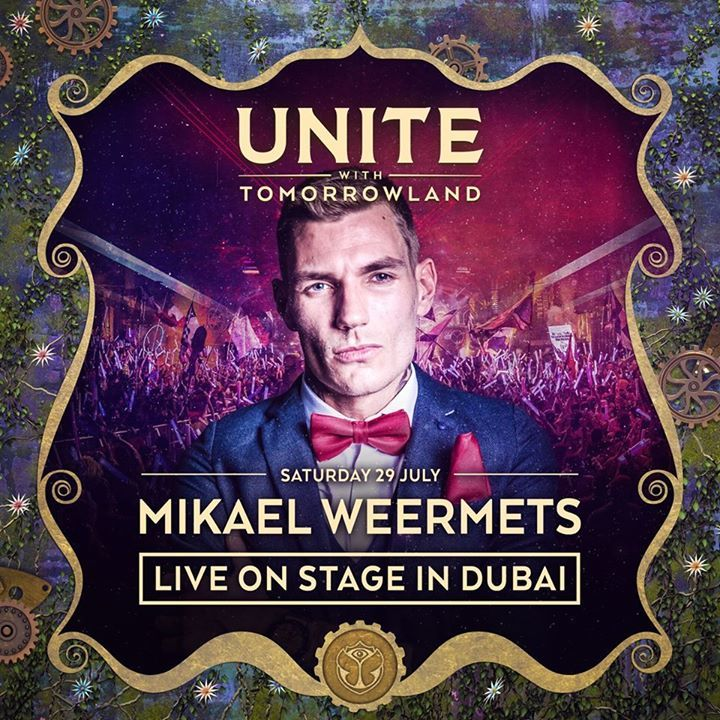 Mikael Weermets Tour Dates