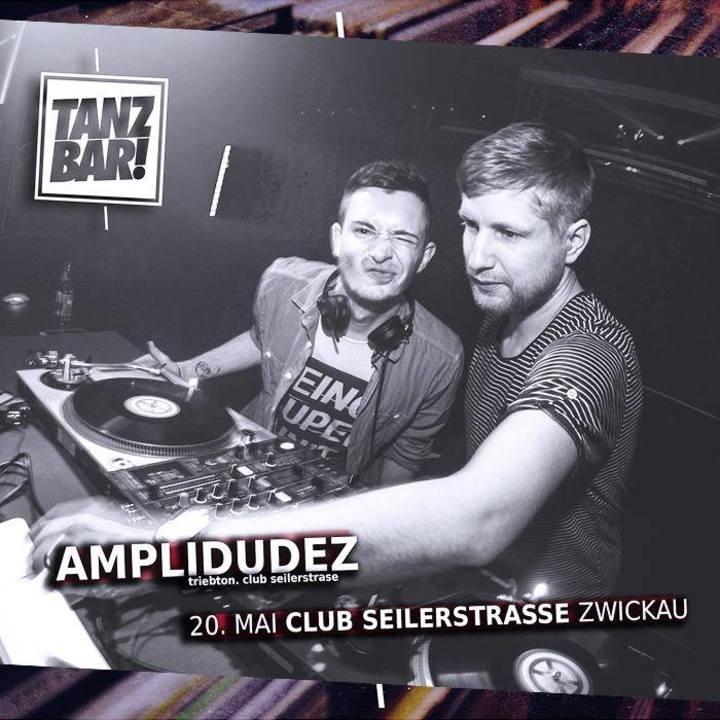 Amplidudez @ Club Seilerstraße - Zwickau, Germany