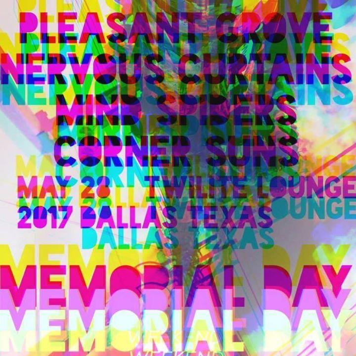 Nervous Curtains Tour Dates