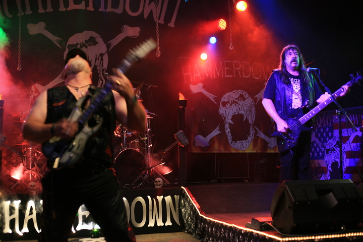 Hammerdown Tour Dates
