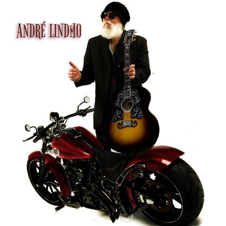 Andre Lindmo The Blue Troubadour Tour Dates
