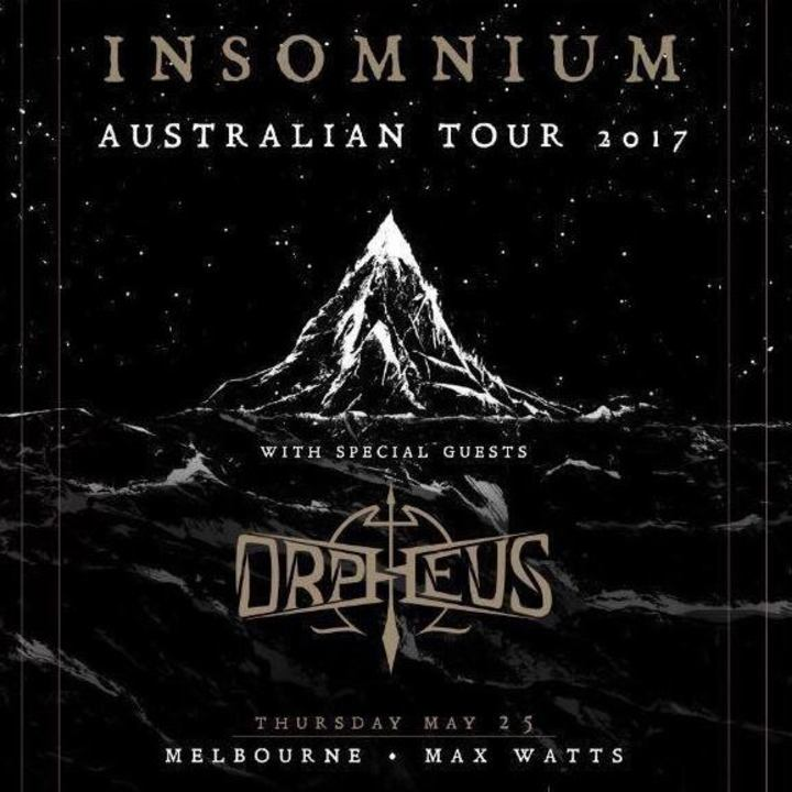 Myridian Tour Dates