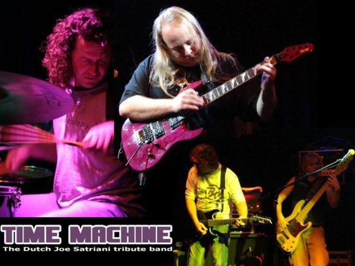 Time Machine, Dutch Satriani Tribute @ Posten - Odense C, Denmark