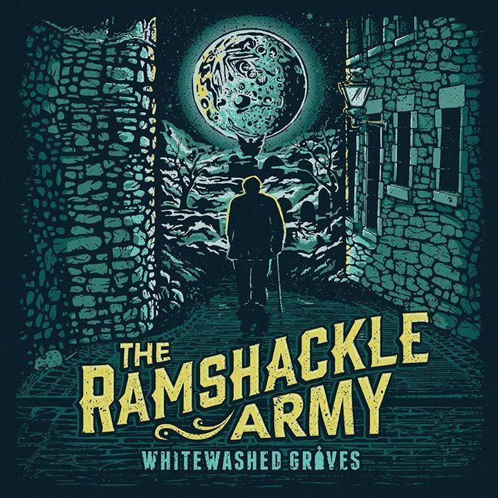 The Ramshackle Army Tour Dates