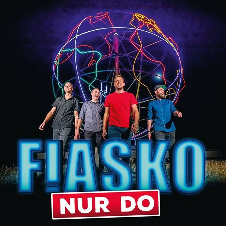 Fiasko Tour Dates
