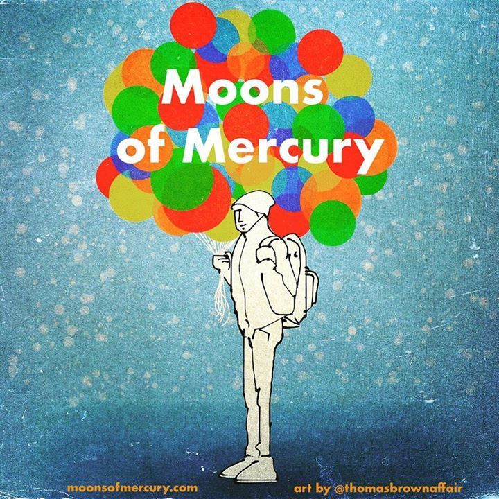 Moons of Mercury Tour Dates
