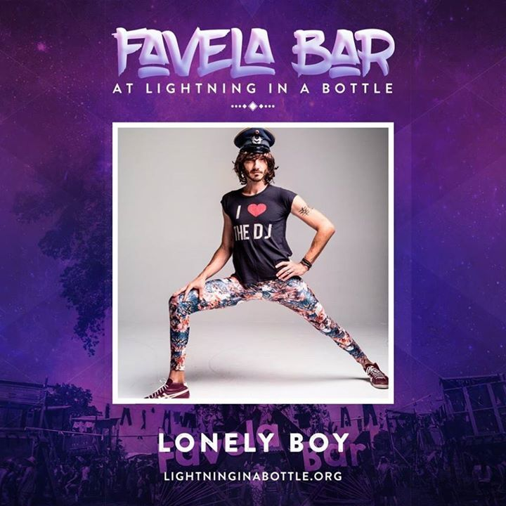Lonely Boy Music Tour Dates