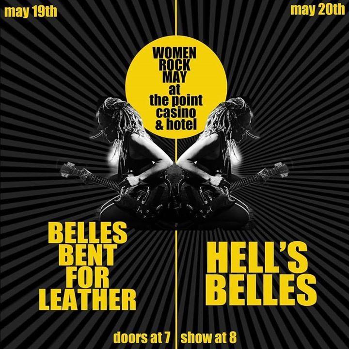 Hells Belles @ Hodi's Half Note - Fort Collins, CO