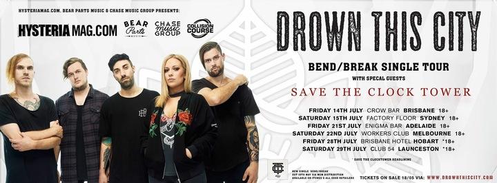 Drown This City Tour Dates
