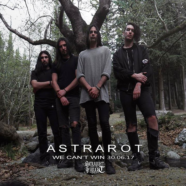 Astrarot Tour Dates