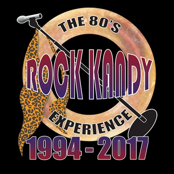 ROCK Kandy the 80's Experience Tour Dates