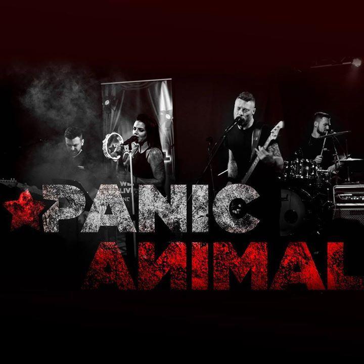 Panicanimal Tour Dates
