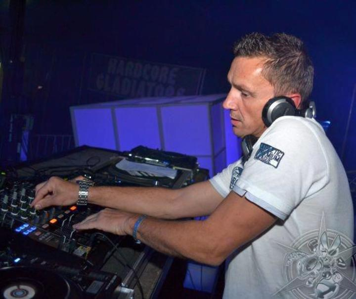 DJ Ron (PTP)  @ Army of Hardcore - The Indoor Festival 2016 - Oberhausen, Germany