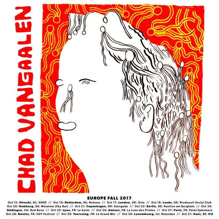 Chad VanGaalen @ Stengade - København N, Denmark