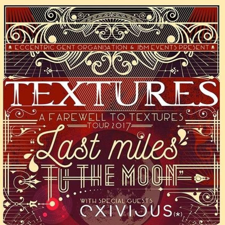Textures Tour Dates