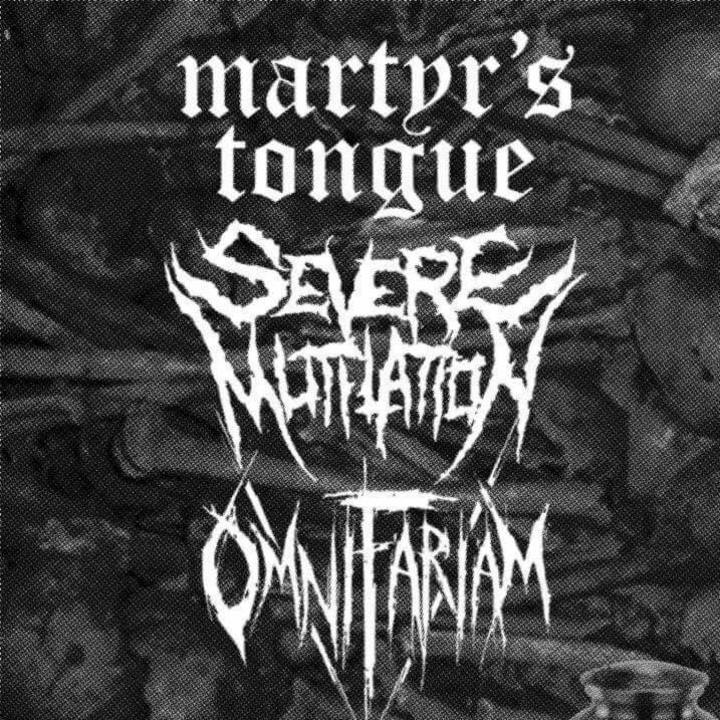 Severe Mutilation Tour Dates