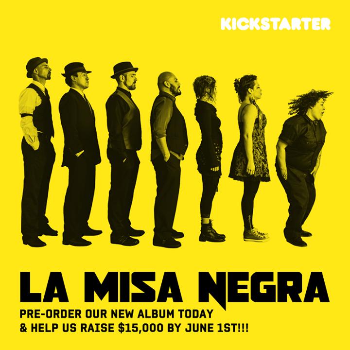 La Misa Negra Tour Dates