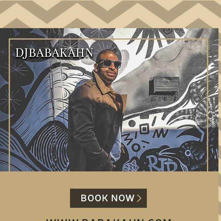 DJ Baba Kahn Tour Dates